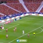 'Dios' fue para Wanda: sensacional doble salvada de Oblak ante Benzema en el Real Madrid vs Atlético [VIDEO]
