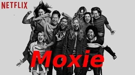 ACTORES, CAST, ELENCO, REPARTO de 'Moxie' PELICULA DE NETFLIX