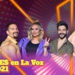 ESTOS SON LOS JUECES, COACHES en La Voz Kids MEXICO 2021, show de  Azteca UNO