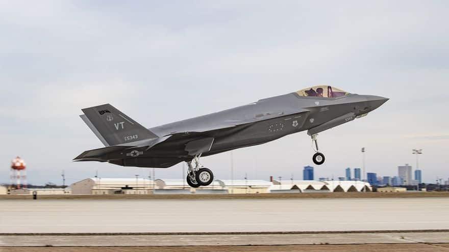 El Congreso podria adquirir menos F 35 de los previstos