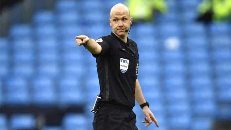 El ingles Anthony Taylor arbitrara el PSG Barca
