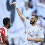 Sorpresa y alivio para Zidane: Karim Benzema se apunta al derbi