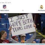 Hinchas del Barcelona…