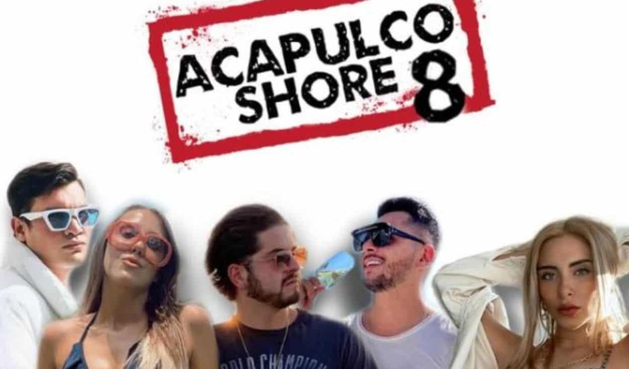 INCREIBLE Acapulco Shore 8 ONLINE; Imagen filtrada de la grabación de Acapulco Shore 8 (VIDEO)