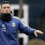"""""""No va a llegar al 100"""": la bomba de Lionel Scaloni sobre el Kun Agüero de cara a las Eliminatorias"""