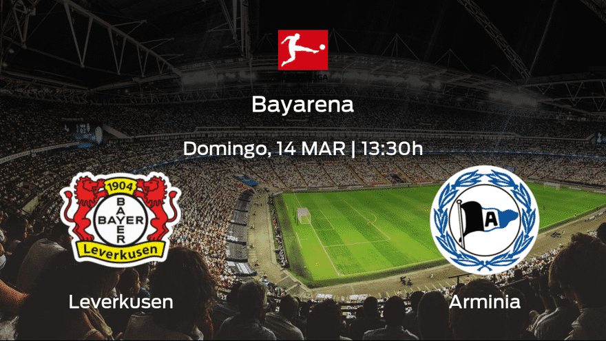 Previa del partido de la jornada 25 Bayer Leverkusen