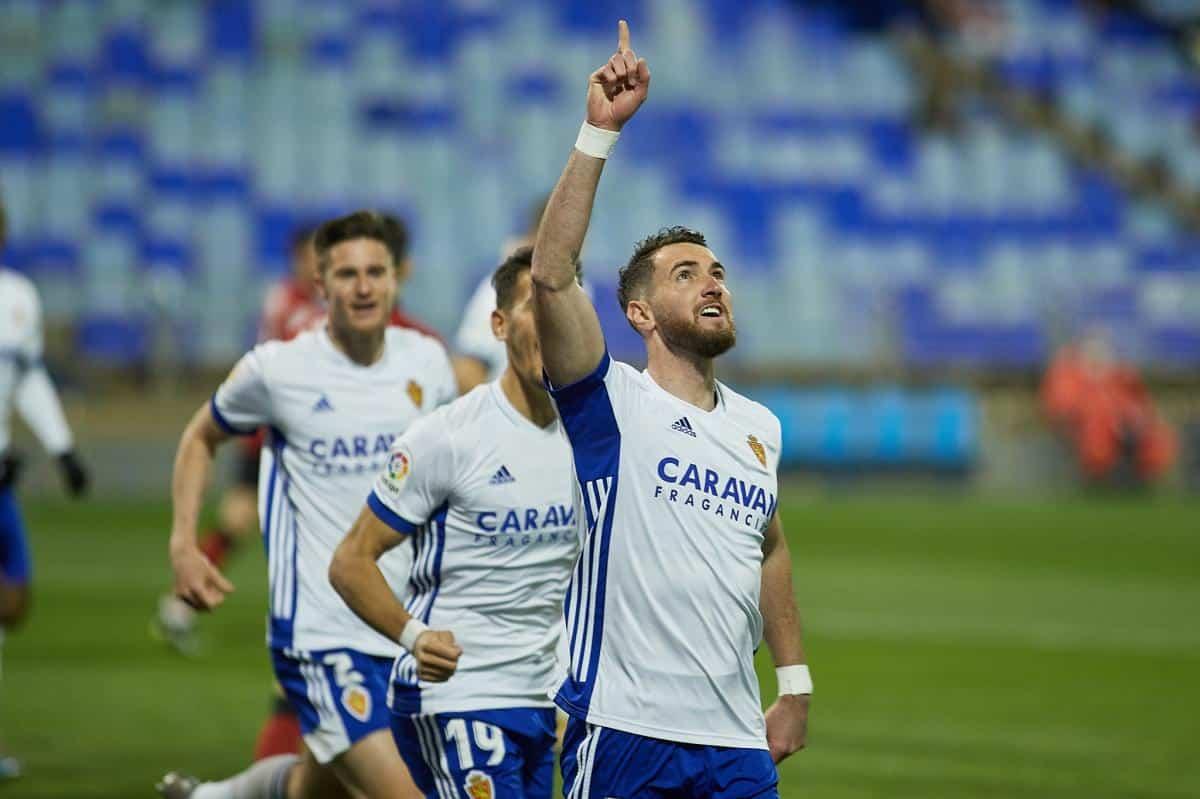 Real Zaragoza Mirandes resumen y goles en video Jornada