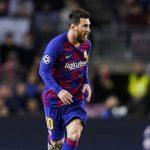 Tras igualar récord, Messi respondió a mensaje de Pelé