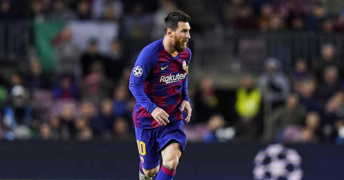 Tras igualar record Messi respondio a mensaje de Pele