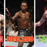 EN VIVO UFC 259 Blachowicz vs. Adesanya ONLINE: vea el calendario, Cartelera y los canales de los eventos del UFC 259