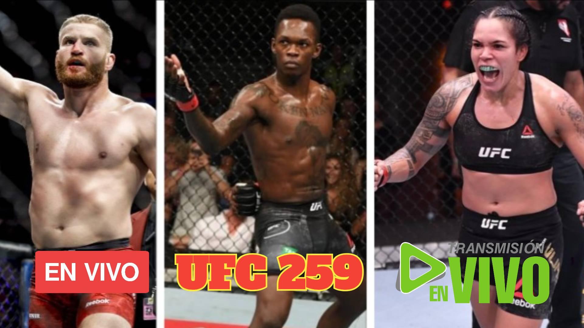 EN VIVO UFC 259 Blachowicz vs. Adesanya ONLINE