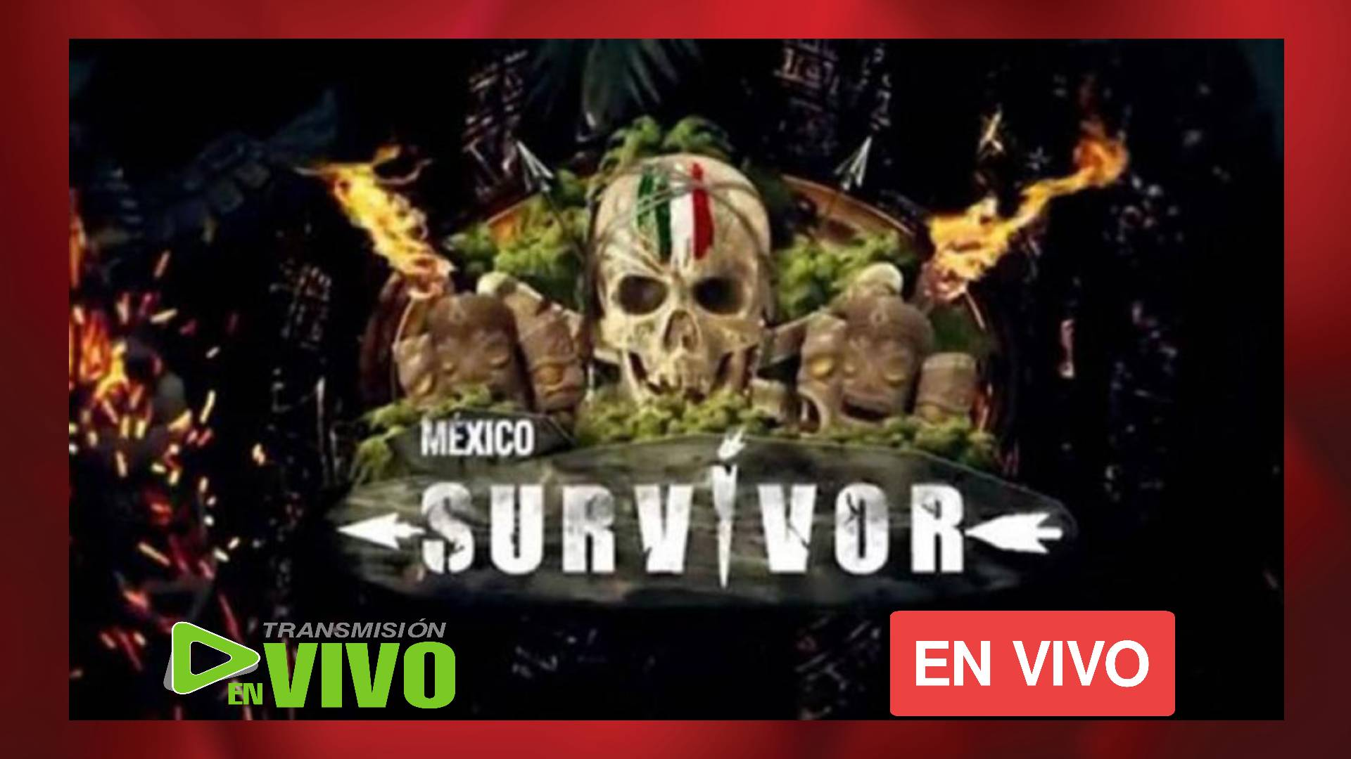 SURVIVOR MEXICO 2021 EN VIVO ONLINE