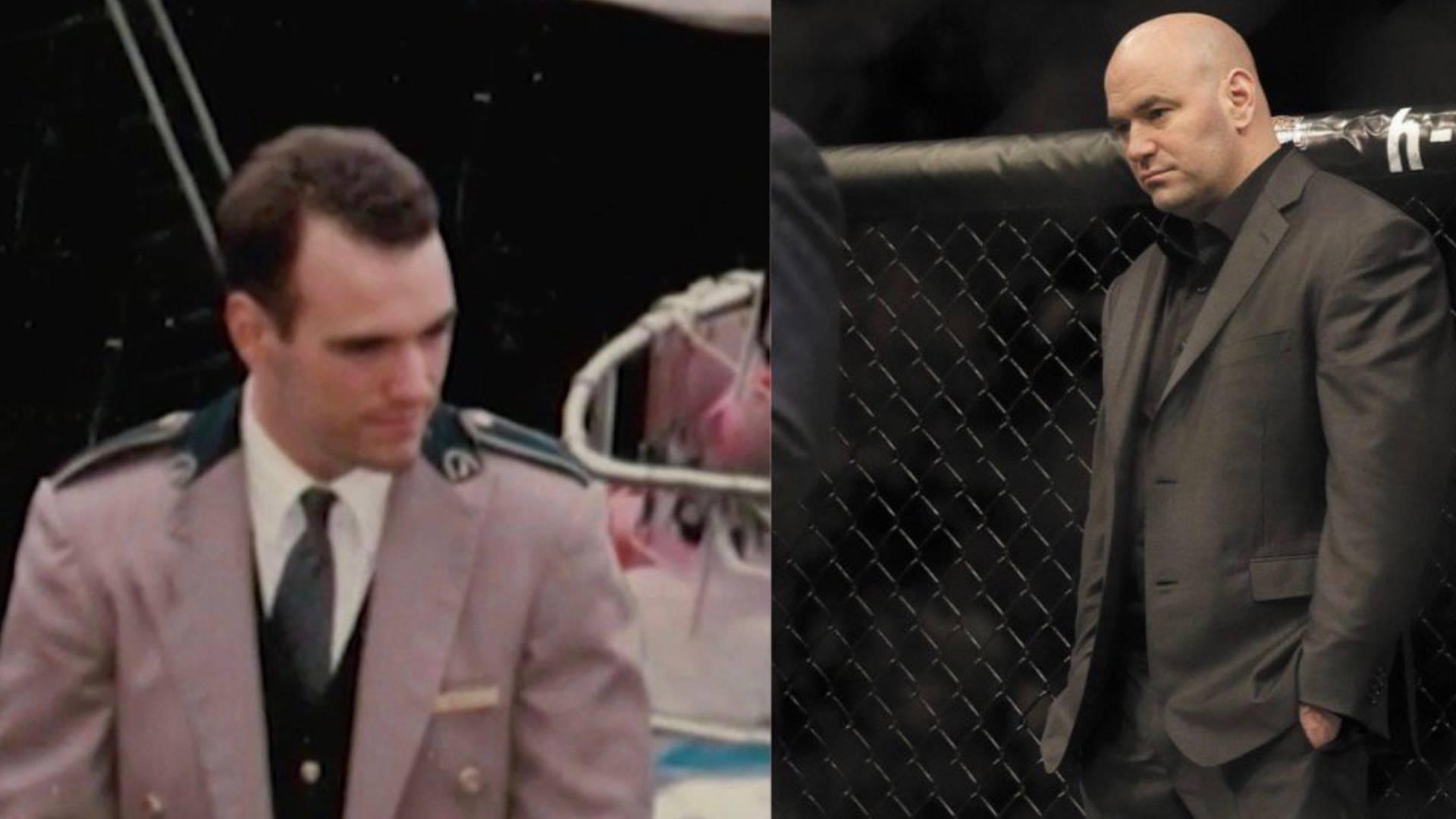 DANA WHITE DE PORTERO DE HOTELES EN BOSTON A CEO Y DUEÑO DE LA UFC