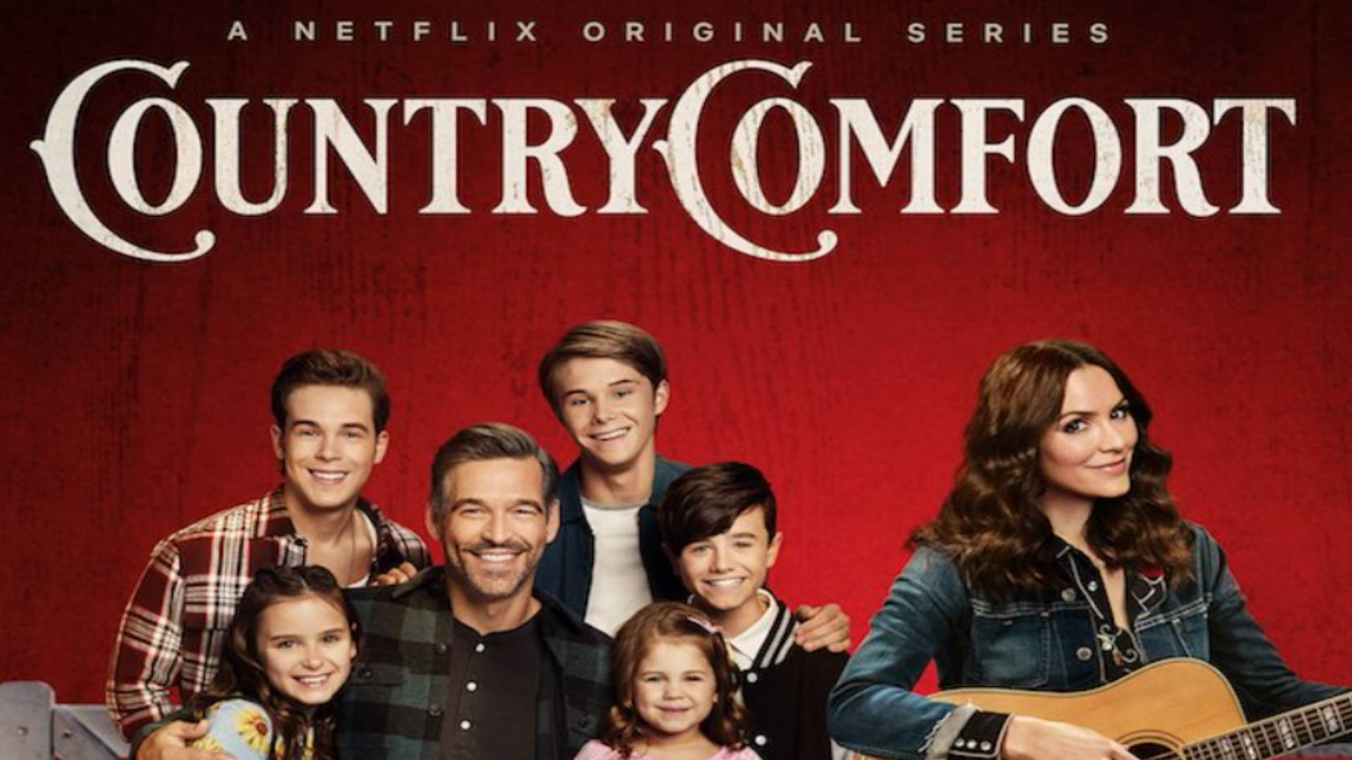 ACTORES, CAST, ELENCO, REPARTO de el show Country Comfort de Katharine McPhee en Netflix