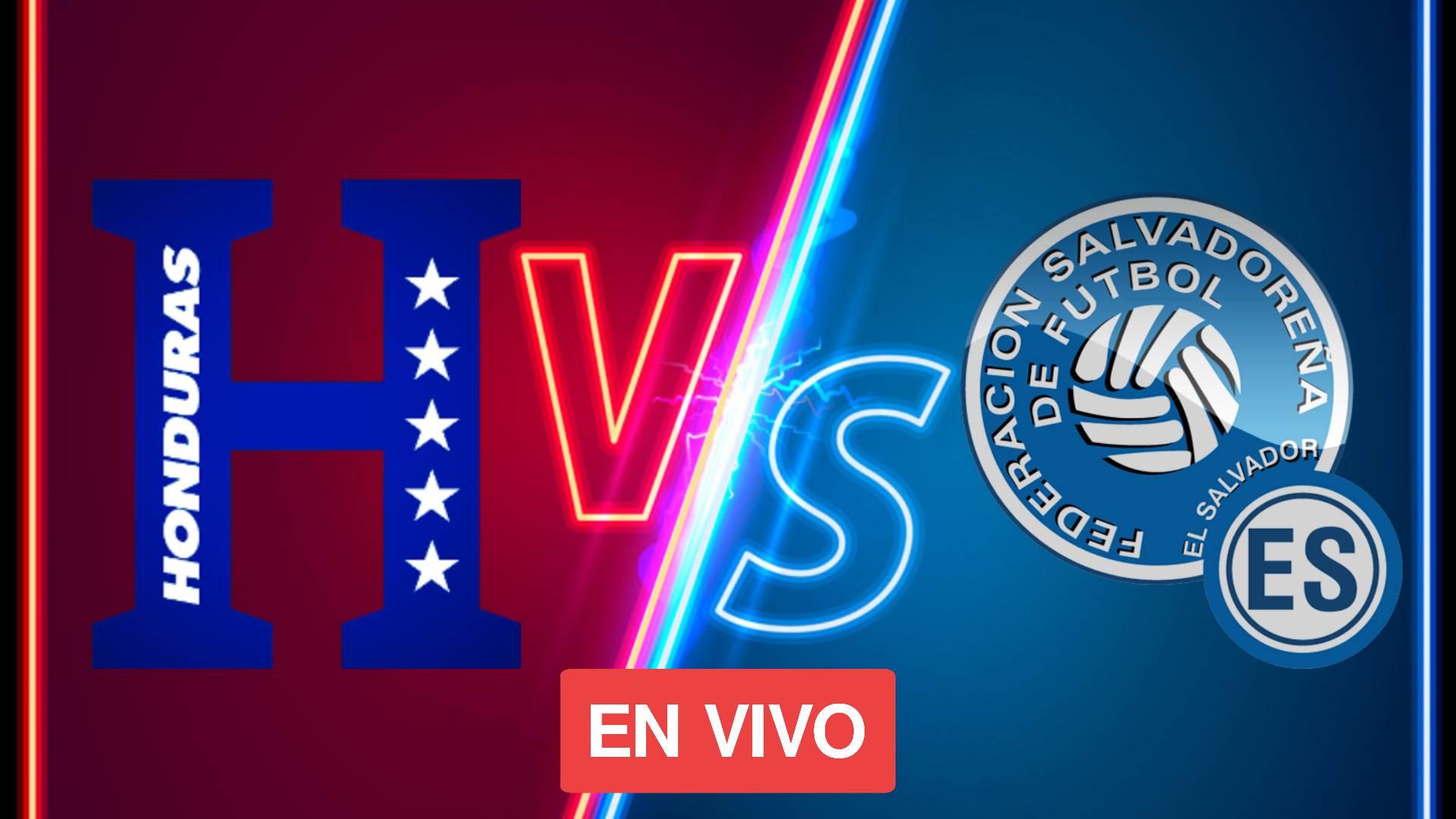 El Salvador vs Honduras En Vivo Online