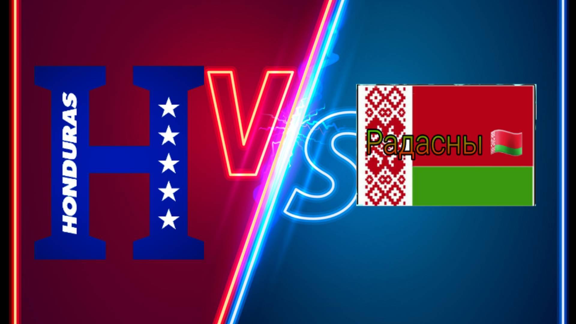 Transmisión en vivo Bielorrusia vs. Honduras