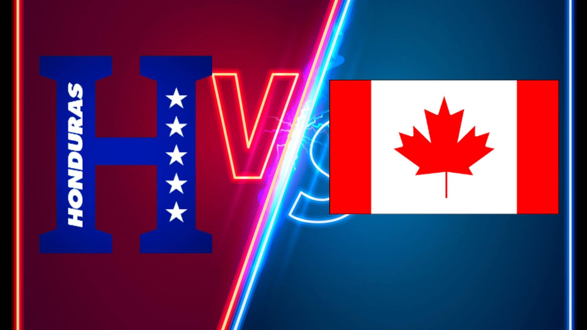 VER: Honduras vs. Canada HOY EN VIVO ONLINE: Aquí puede MIRAR, Cuándo y dónde ver los Juegos preolímpicos de la Concacaf.