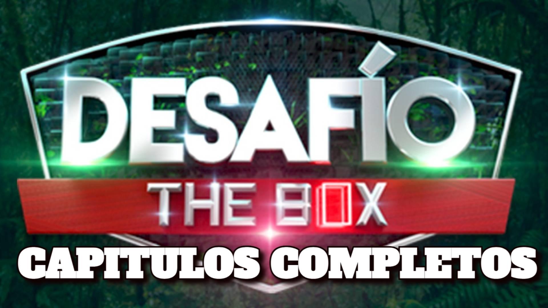 Desafio The Box 2021 CAPITULOS COMPLETOS GRATIS