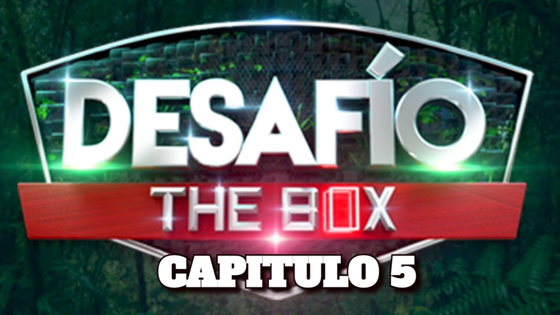EN VIVO, Desafio The Box 2021 CAPITULO 5; MIRAR AQUI EN VIVO desafio the box en vivo hoy