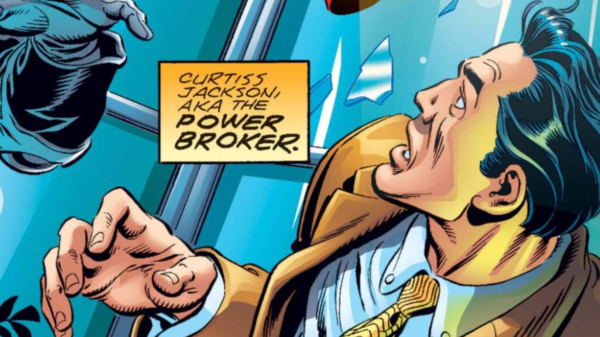 ¿Quién es el agente de poder O The Power Broker en The Falcon and The Winter Soldier?