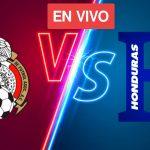 EN VIVO: México vs Honduras ONLINE: Vea el horario y canales de la final preolímpica de CONCACAF rumbo a TOKIO 2020