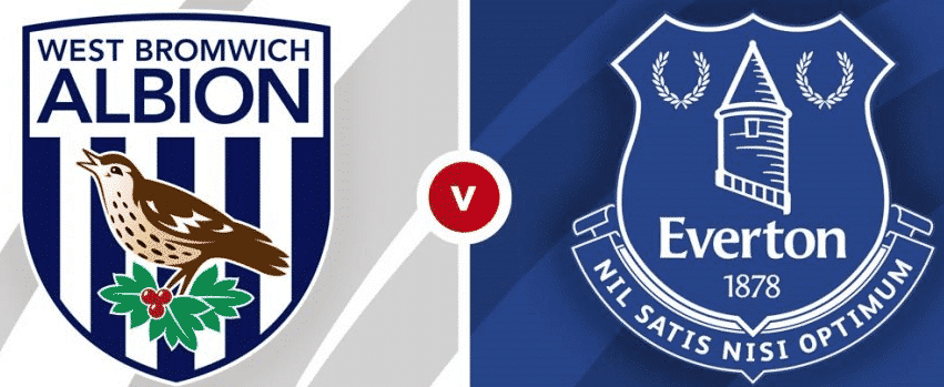 West Bromwich Albion perdio 1 0 con Everton Premier League