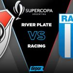 River vs Racing EN VIVO: canales de televisión de la Supercopa
