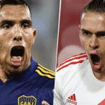 Boca vs.River EN VIVO ONLINE y EN DIRECTO por el Superclásico de la Copa de la Liga Profesional