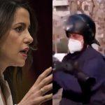 Inés Arrimadas, muy molesta con un sketch de Polònia (TV3) sobre los Mossos