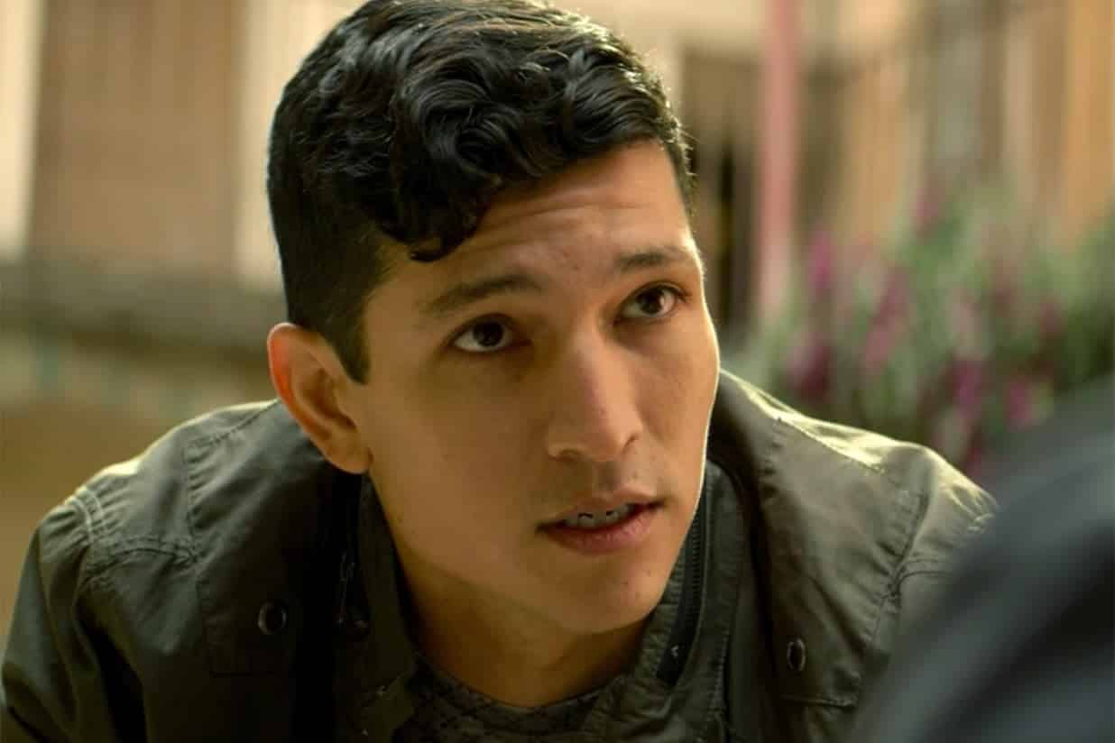 ¿Quién es Joaquín Torres? en la pelicula THE FALCON AND THE WINTER SOLDIER
