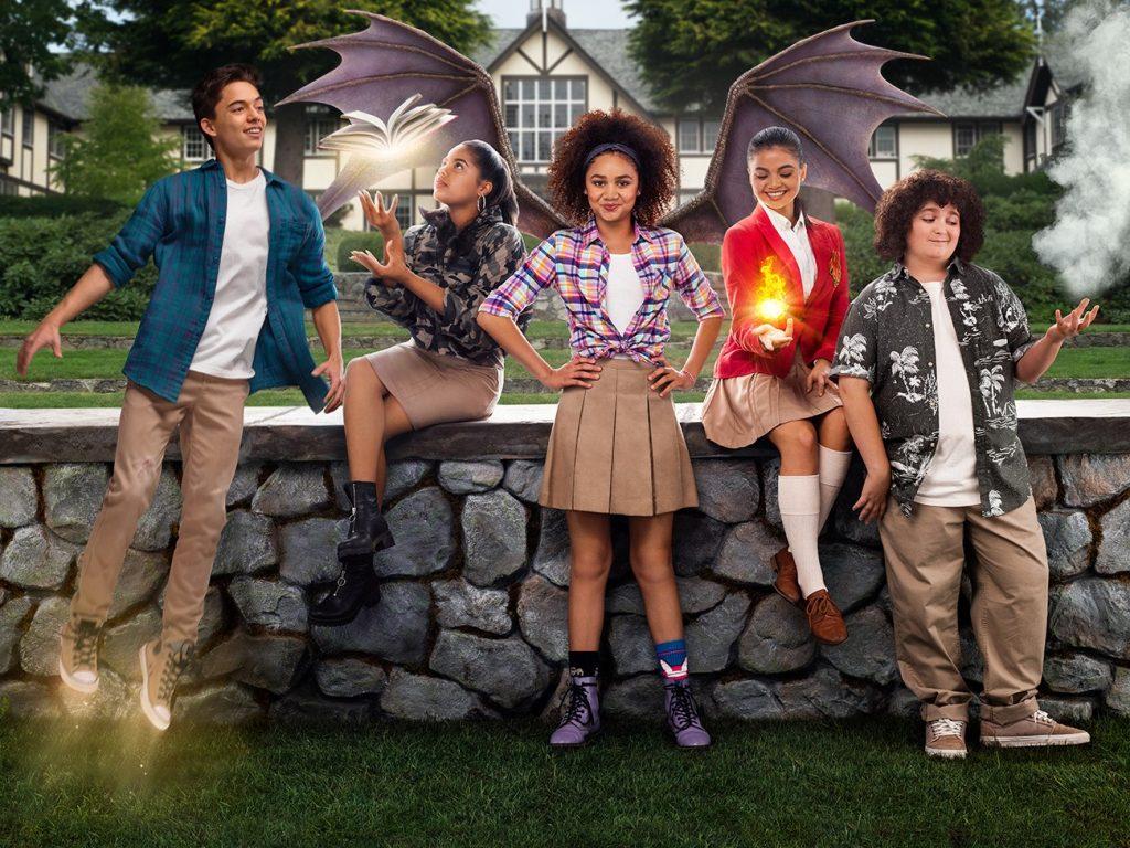 original 1613587795 Upside Down Magic Escuela de magia en Disney Channel 2
