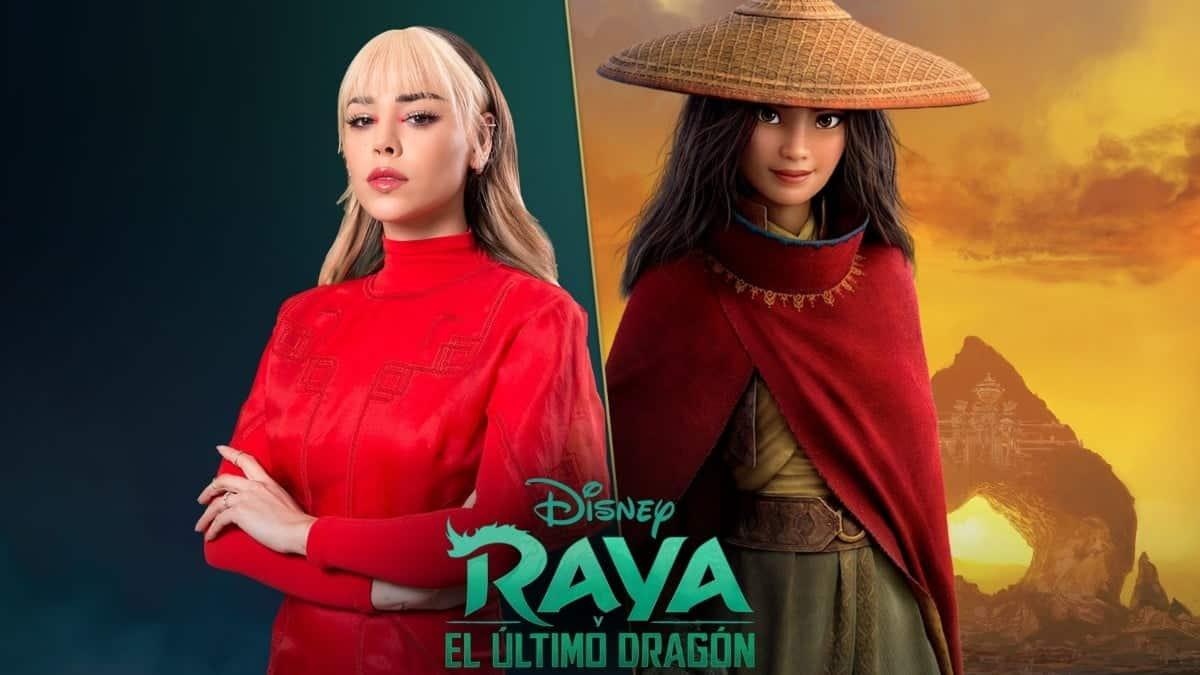 raya y el ultimo dragon doblaje espanol latino estreno