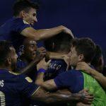 Vídeos de Vélez 1 Boca 7, por la Copa de la Liga Profesional: goles de Juan Lucero, Edwin Cardona, Sebastián Villa, Gonzalo Maroni, Carlos Tevez y Jorman Campuzano