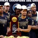 ¿Cuándo ganó su equipo por última vez un título nacional en baloncesto universitario?