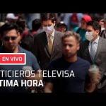 Noticieros Televisa en Vivo - Noticias de México - Jueves 29 de abril de 2021