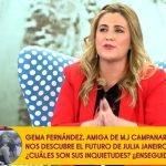 Carlota Corredera pierde los papeles tras un comentario de Jesús Manuel