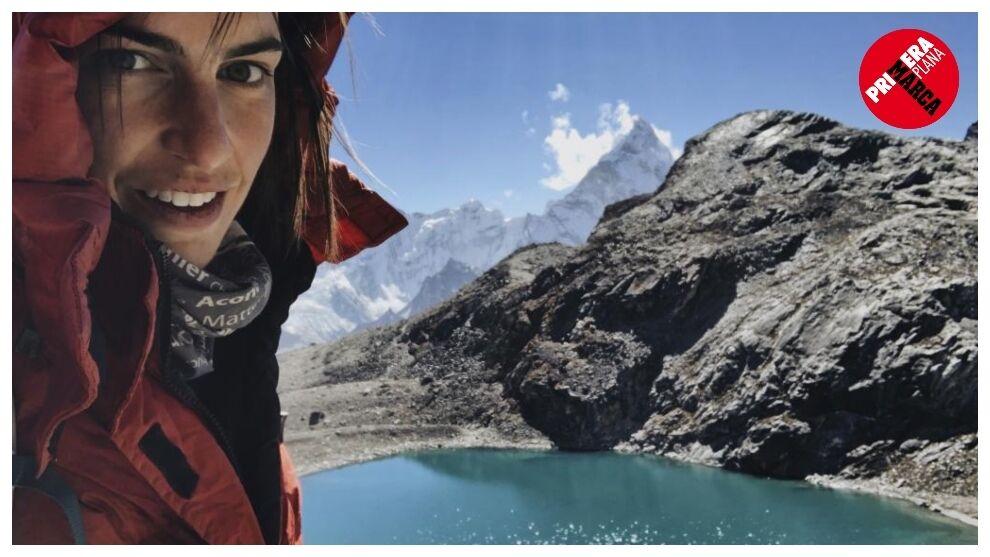 Al Everest en el nombre de la madre