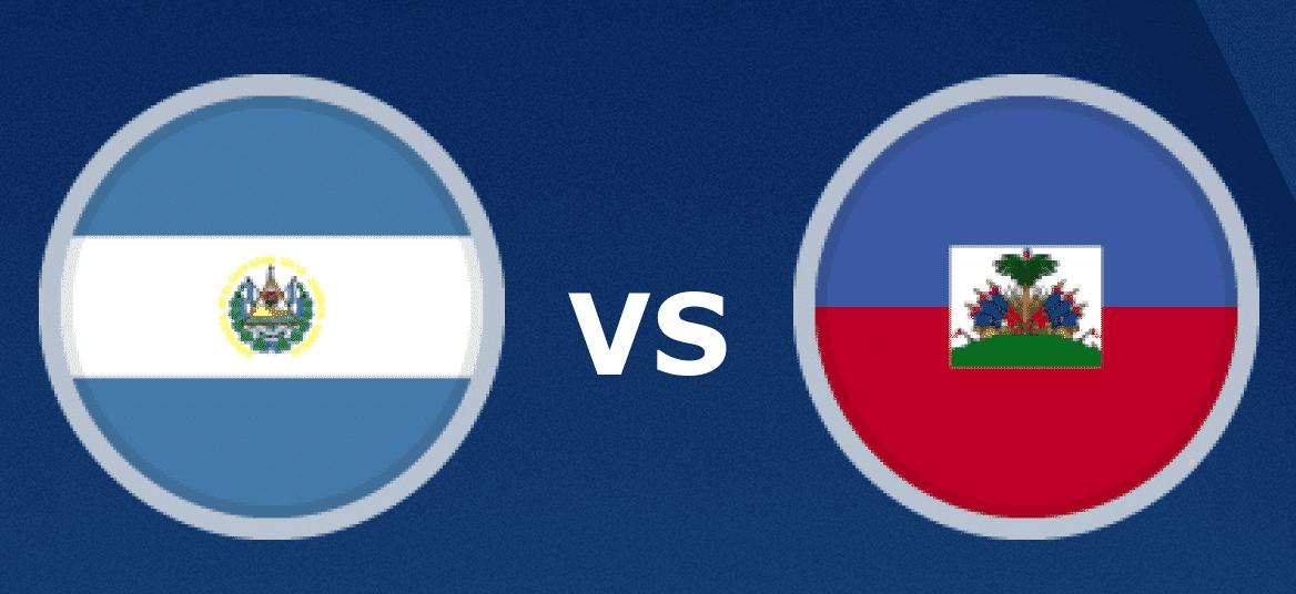 El Salvador vence 2 1 al Preolimpico de Haiti Elvar