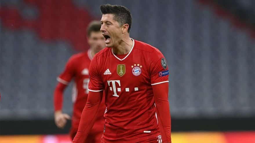 Leipzig Bayern una final sin Lewandowski