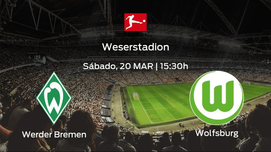 Previa del partido Werder Bremen