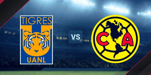 Tigres UANL vsAmerica fecha hora y canal de TV para