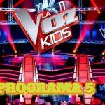 VER: LA VOZ KIDS MEXICO 2021 PROGRAMA 5 EN VIVO ONLINE; Cuándo y dónde ver La Voz Kids MEXICO 2021 EN VIVO ONLINE GRATIS