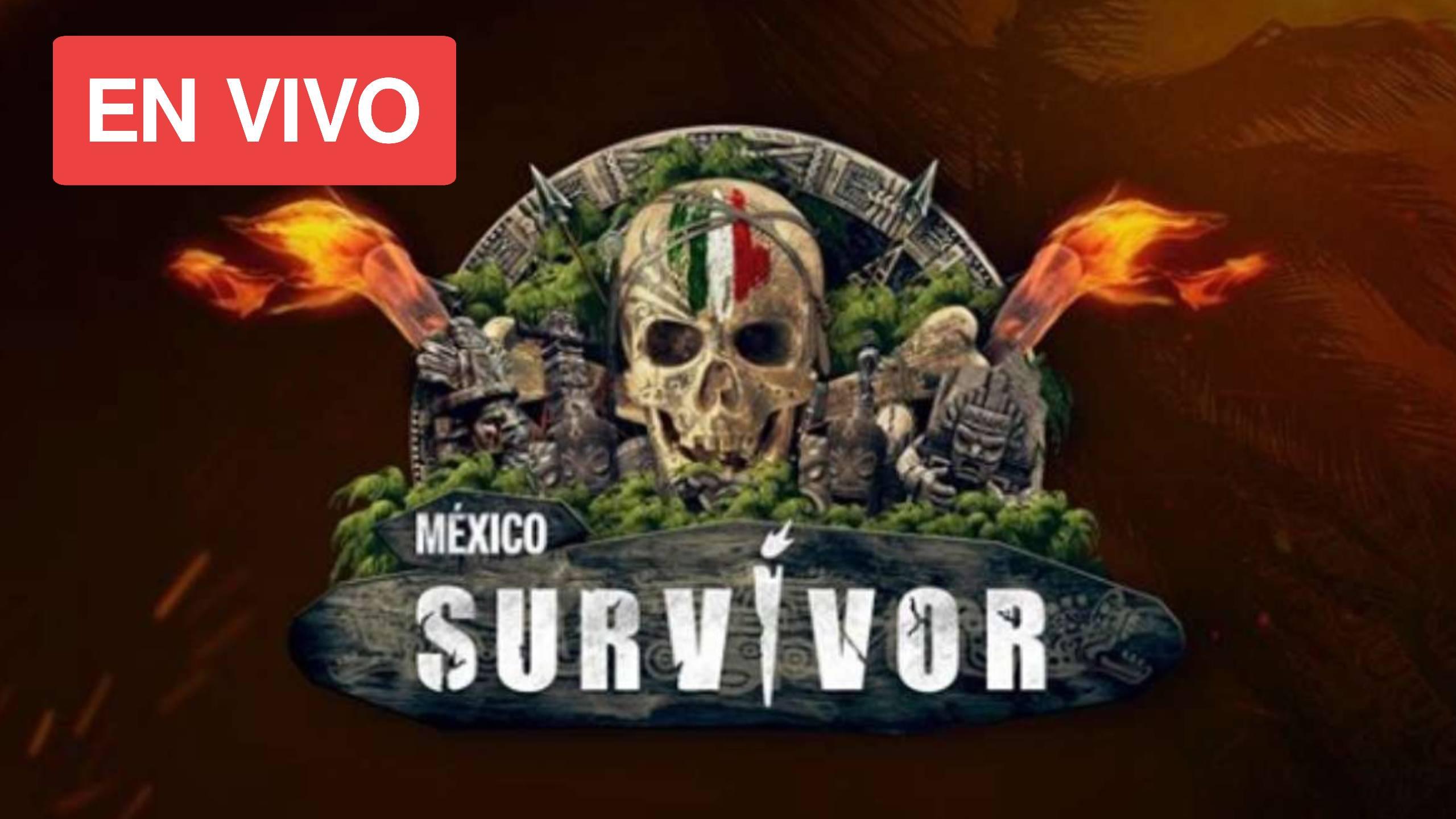 VER: Survivor Mexico 2021 EN VIVO ONLINE