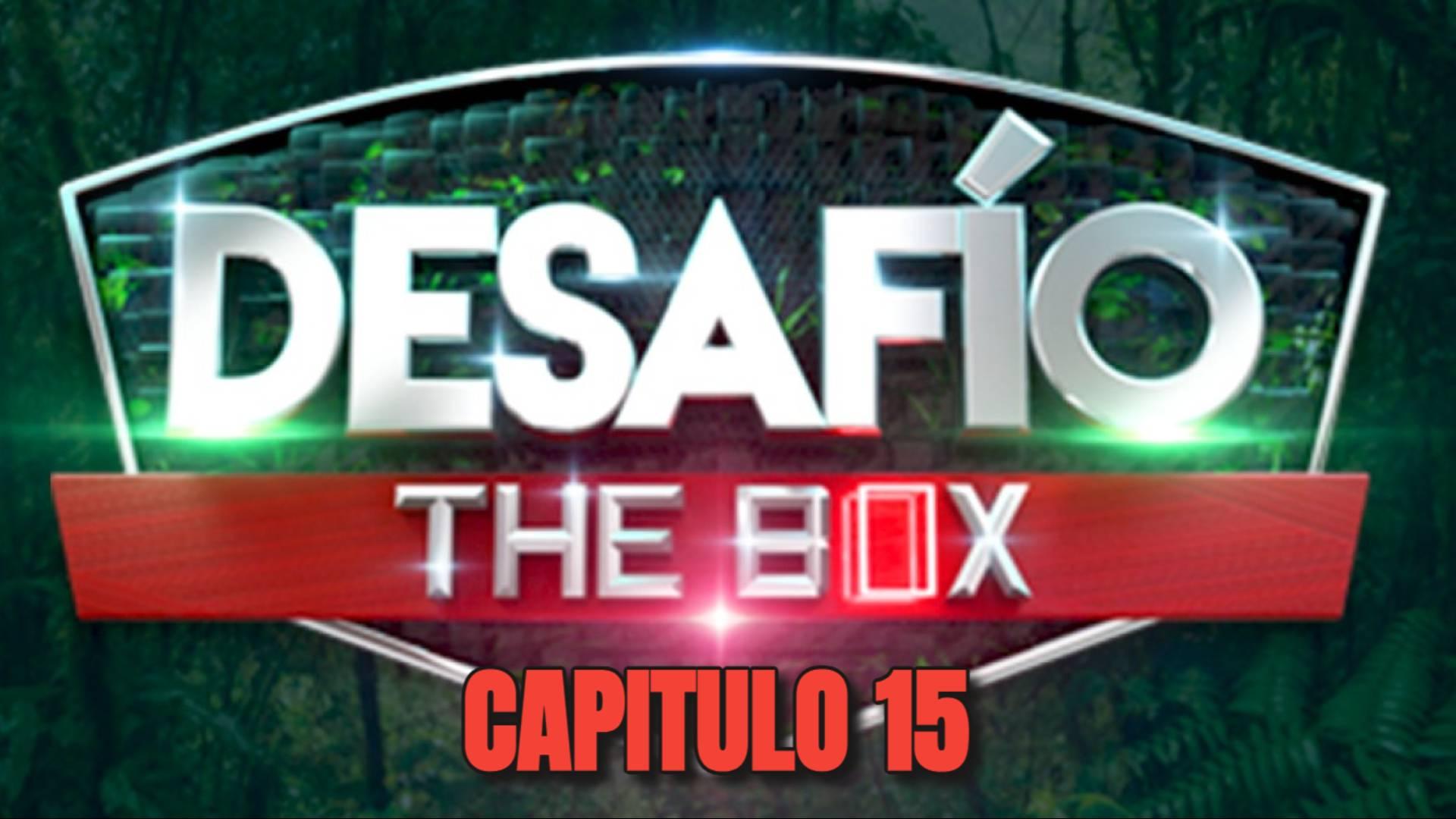 Desafio The Box 2021 CAPITULO 15
