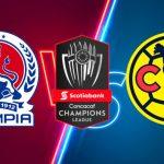 FREE: Olympia vs. America: El horario y las ubicaciones de las 16 rondas de la Concachampions se transmitirán en vivo por TV hoy