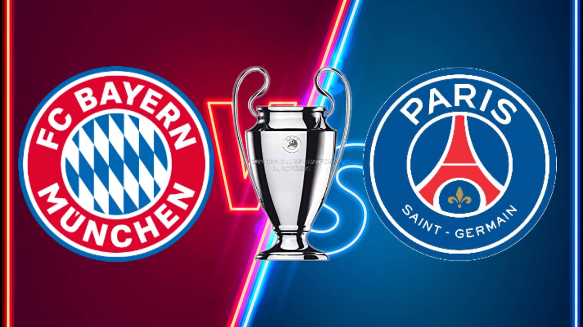 Bayern vs. PSG ¿Dónde ver? Hora y canal PARA VER RN VIVO Bayern vs. PSG