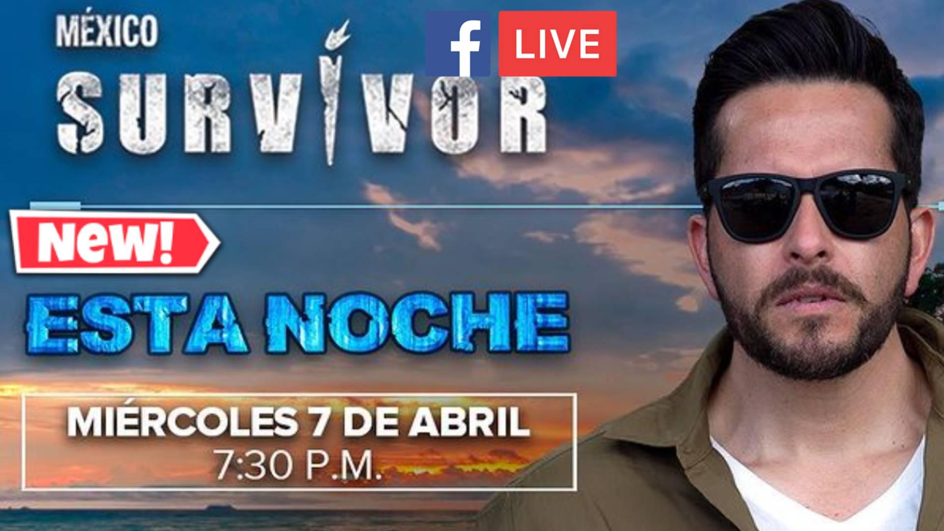 Hoy: [Ver Aqui] SURVIVOR MEXICO 2021 EN VIVO¿Cuál es el horario, fecha y tiempo de repetición del programa SURVIVOR MEXICO 2021 EN VIVO en la TV mexicana?