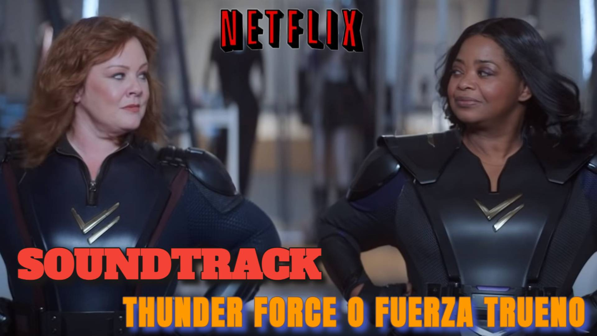 ESCUCHA: Fuerza Trueno O Thunder Force SOUNDTRACK