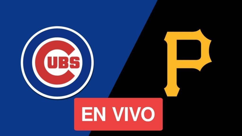 En vivo: Chicago Cubs vs Pittsburgh Pirates-2021 Major League Baseball Season
