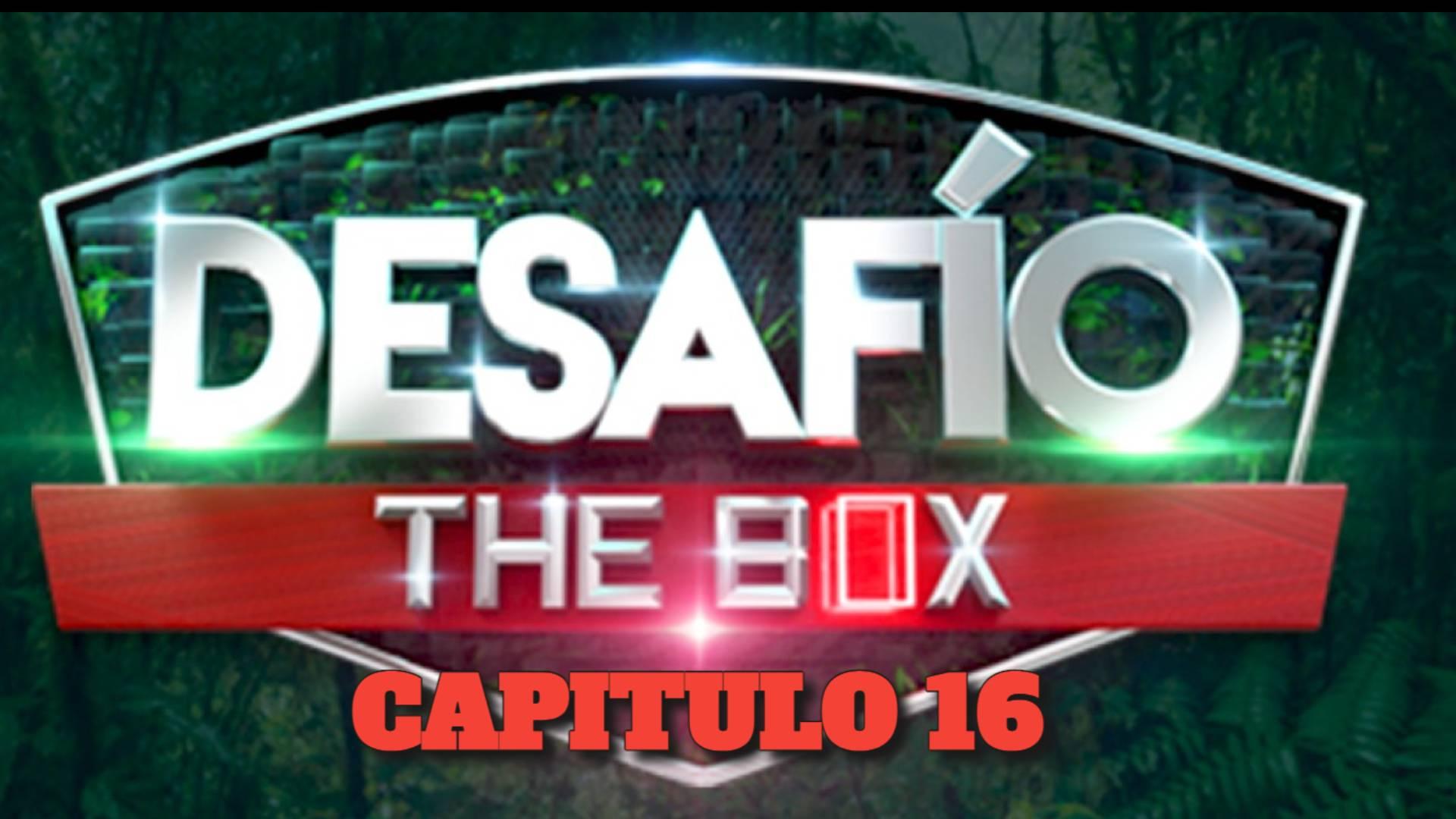 Desafio The Box 2021 CAPITULO 16
